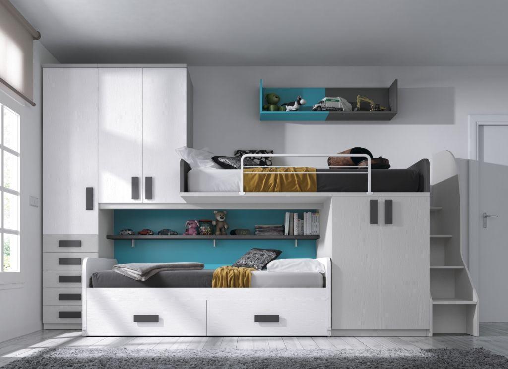 13 de enero de 2015 ya est expuesto el nuevo dormitorio - Dormitorios juveniles literas tren ...