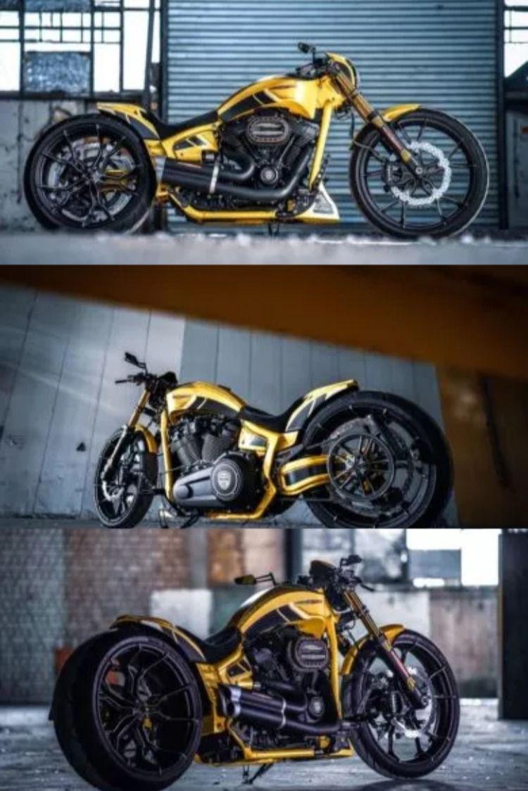 Harley Davidson Softail Dragster Silverstone By Thunderbike In 2020 Harley Bikes Softail Harley Davidson
