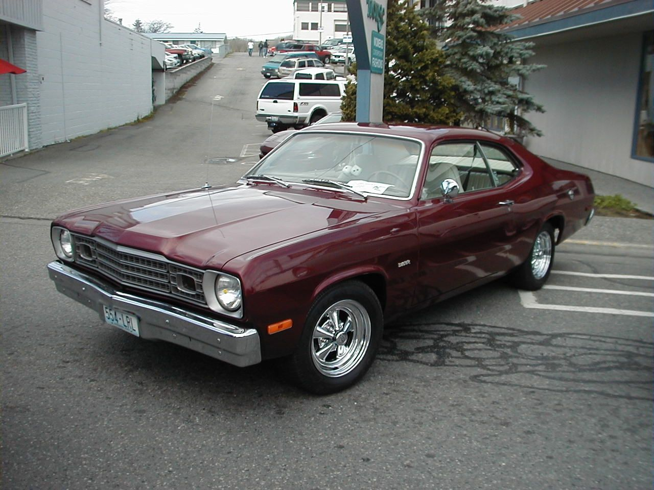 73 plymouth duster