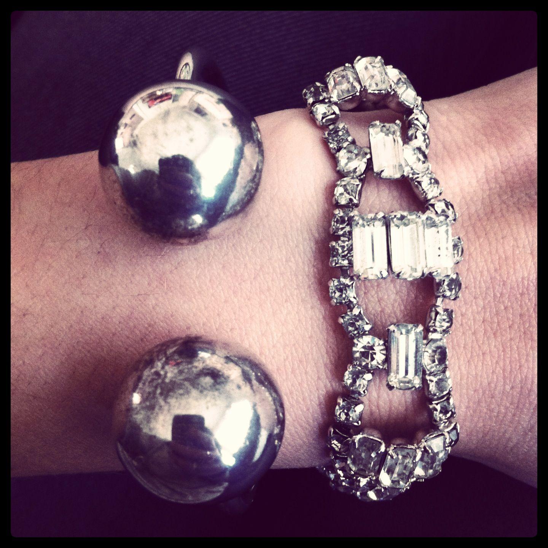 1950's and 1960's Vintage bracelets