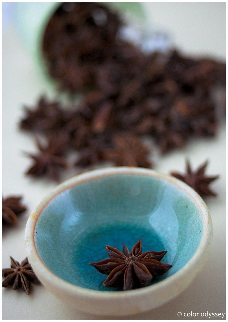 Star Anise - 35mm F2.2 at 1/80 sec