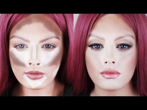 Boy to Girl Makeup Secrets - MTF Transsexual? - YouTube