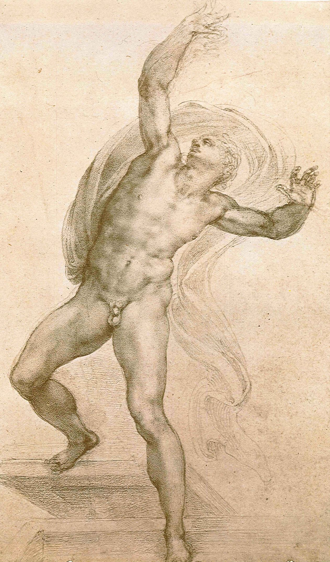 Michelangelo's Drawings for Apostle Statues for the Cathedral of ...