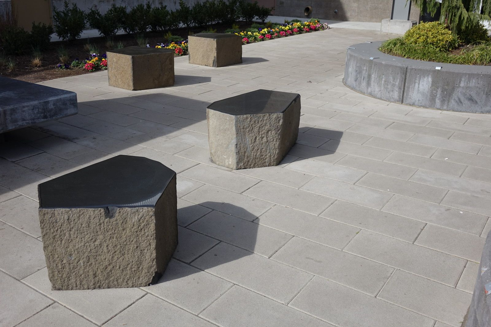 Vancouver Bay Architectural Slabs Mutual Materials Patio Pavers Design Pavers Backyard Paver Patio