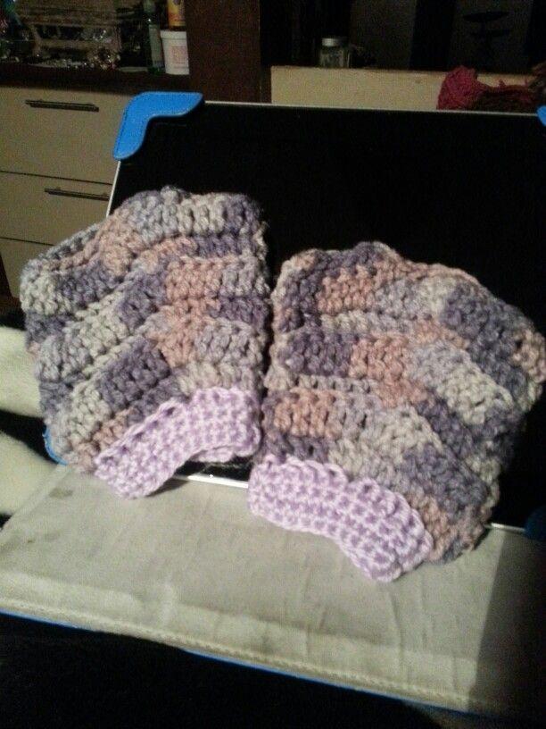 Fingerless gloves (child)