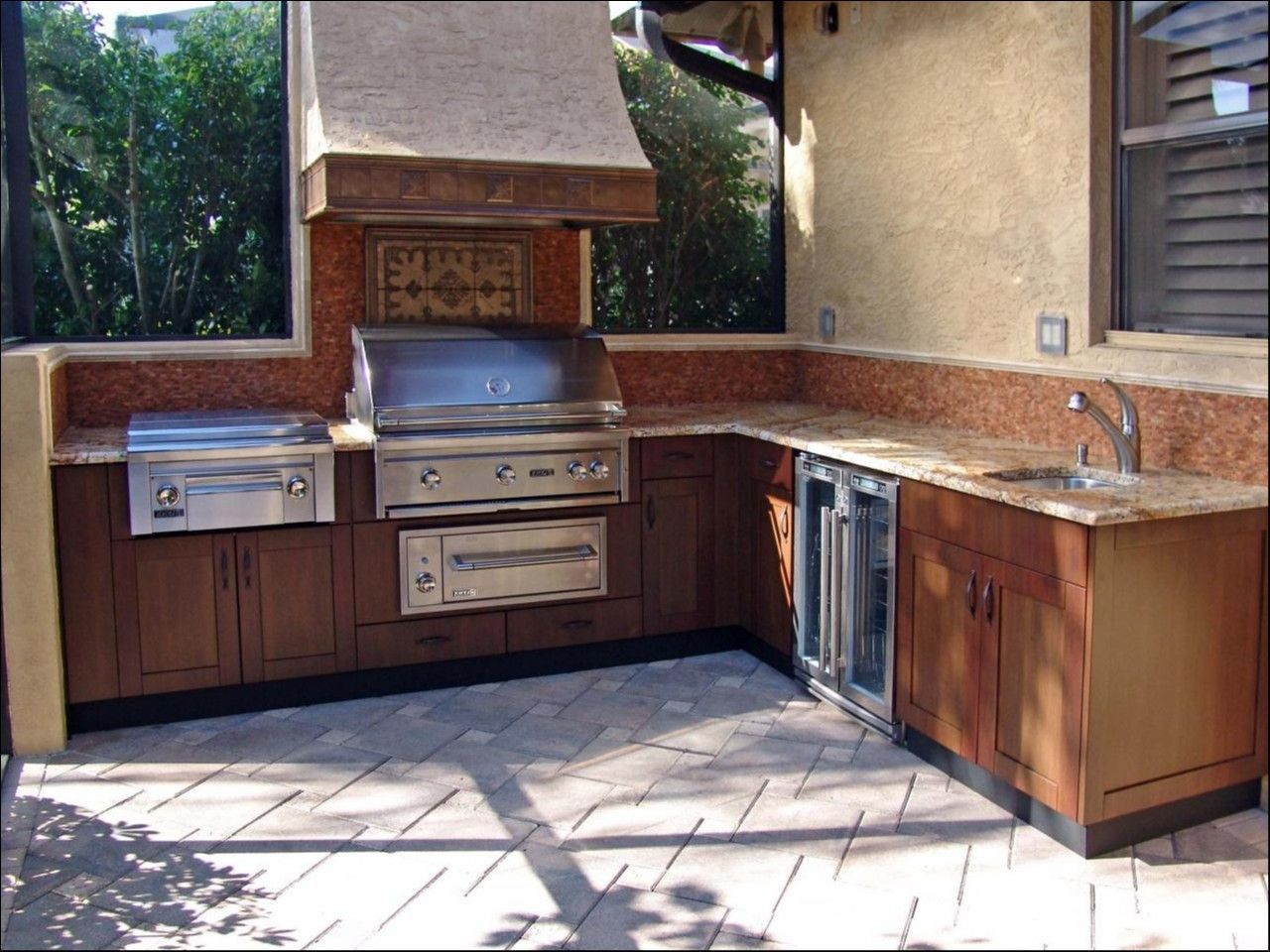 Dream House Ideas Design Your Own Dream House Outdoor Kitchen Wood Kitchen Cabinets Outdoor Kitchen Cabinets