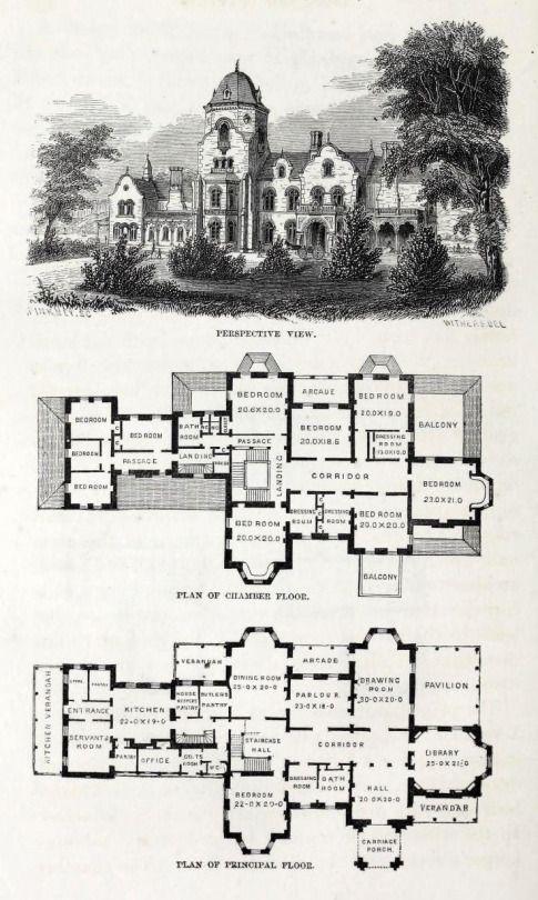Archi Maps Mansion Floor Plan Vintage House Plans Sims House Plans