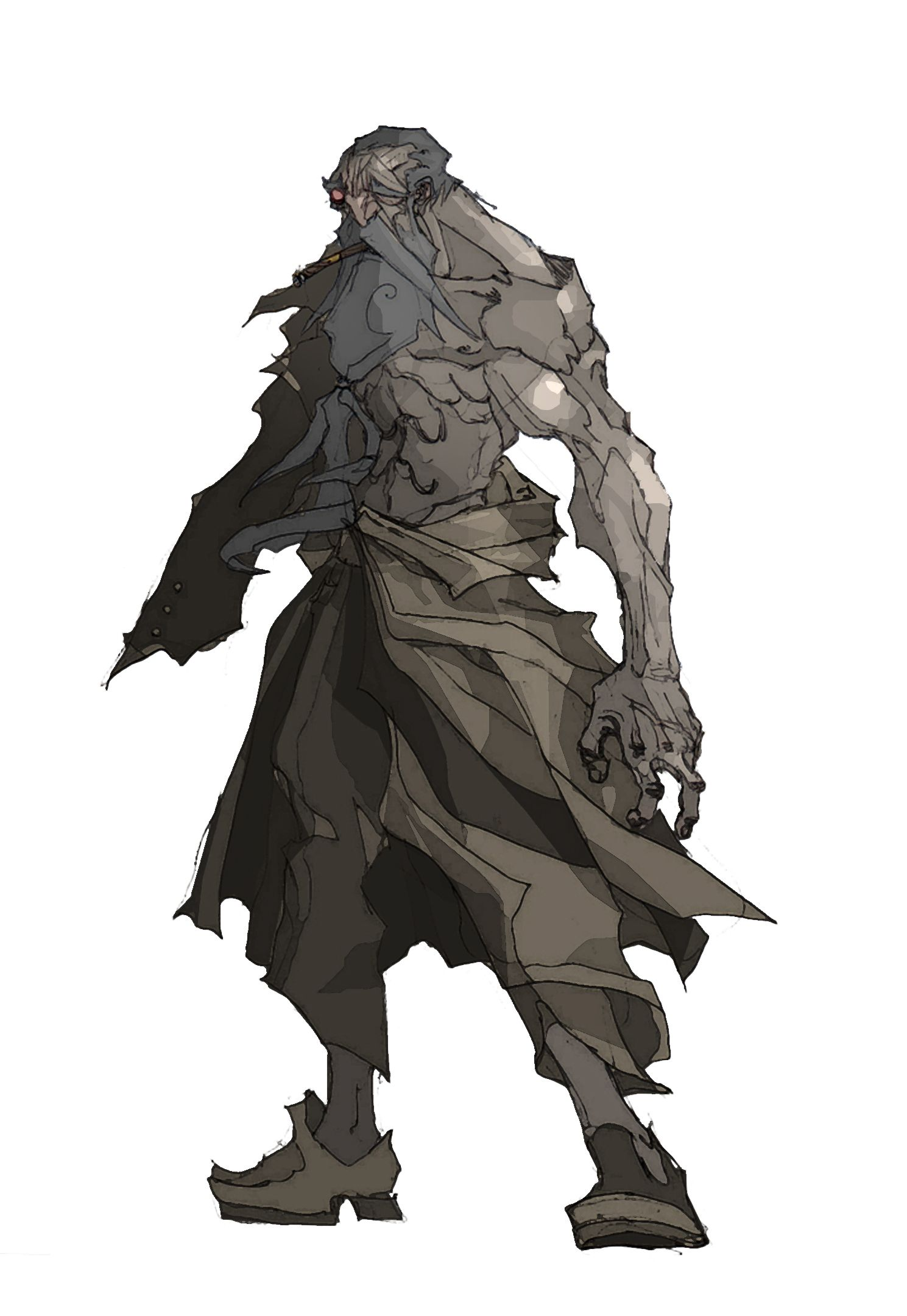 Rotten Core   2D Fighting Game   Team Aiduzzi   MUGEN