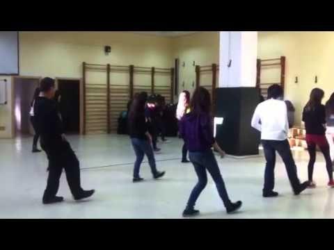 Baile en linea Country - Coyote Dax