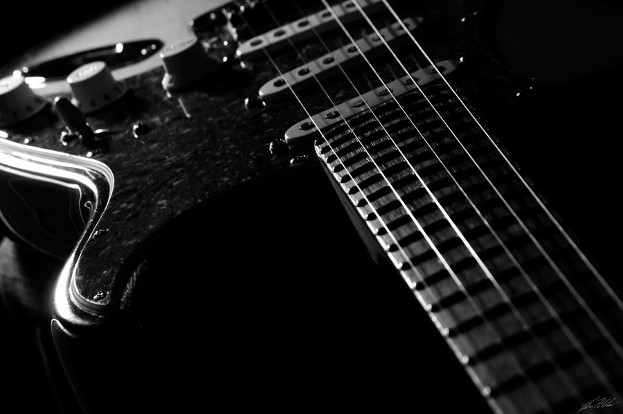 Fender Strat - Guitarra / Guitar