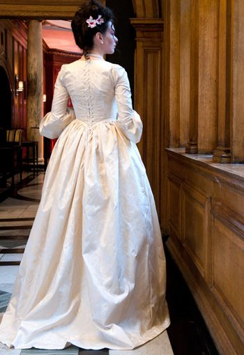 french 18th century wedding dresses - Google Search   Dresses ...