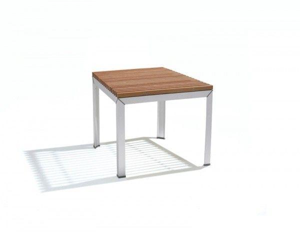 Extempore Tisch Quadrat Tisch Gartentisch Und Gartenmobel