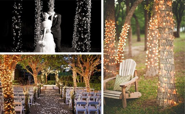 Decorating A Backyard Wedding On A Budget Wayfair Wedding