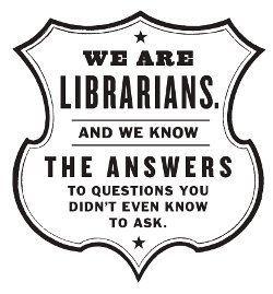 Ask a Librarian! #librarylove