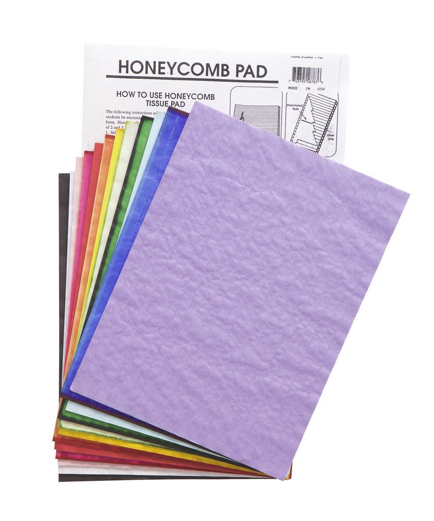 I had no idea yo ucould get a pad of this! // Honeycomb Paper Kit – Oh Happy Day Shop