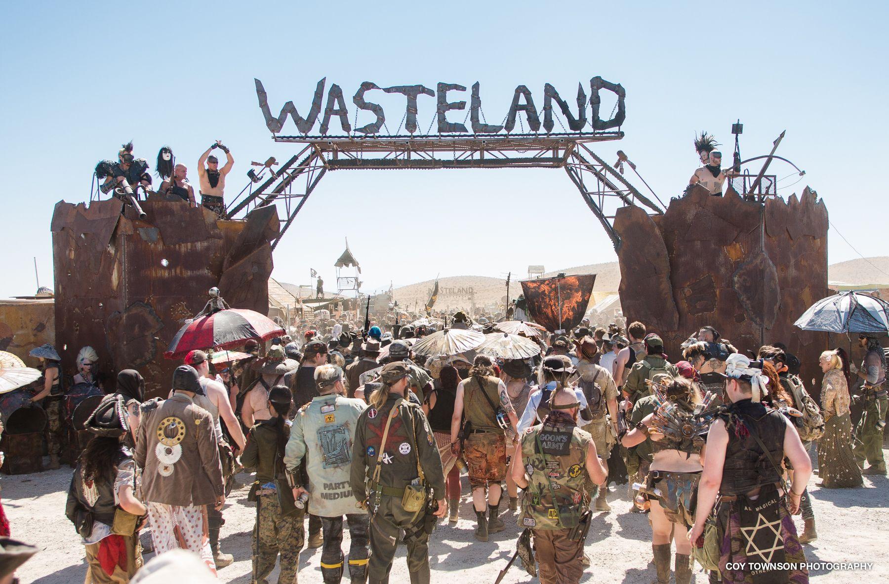 TICKETS Wasteland Weekend Wasteland weekend