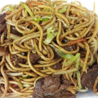 Lo Mein Soft Noodles With Your Choice Of Chicken Pork Beef Or Vegetables From Emperor Express In Van Nuys Ca Food Food Food Delivery Order Food Online