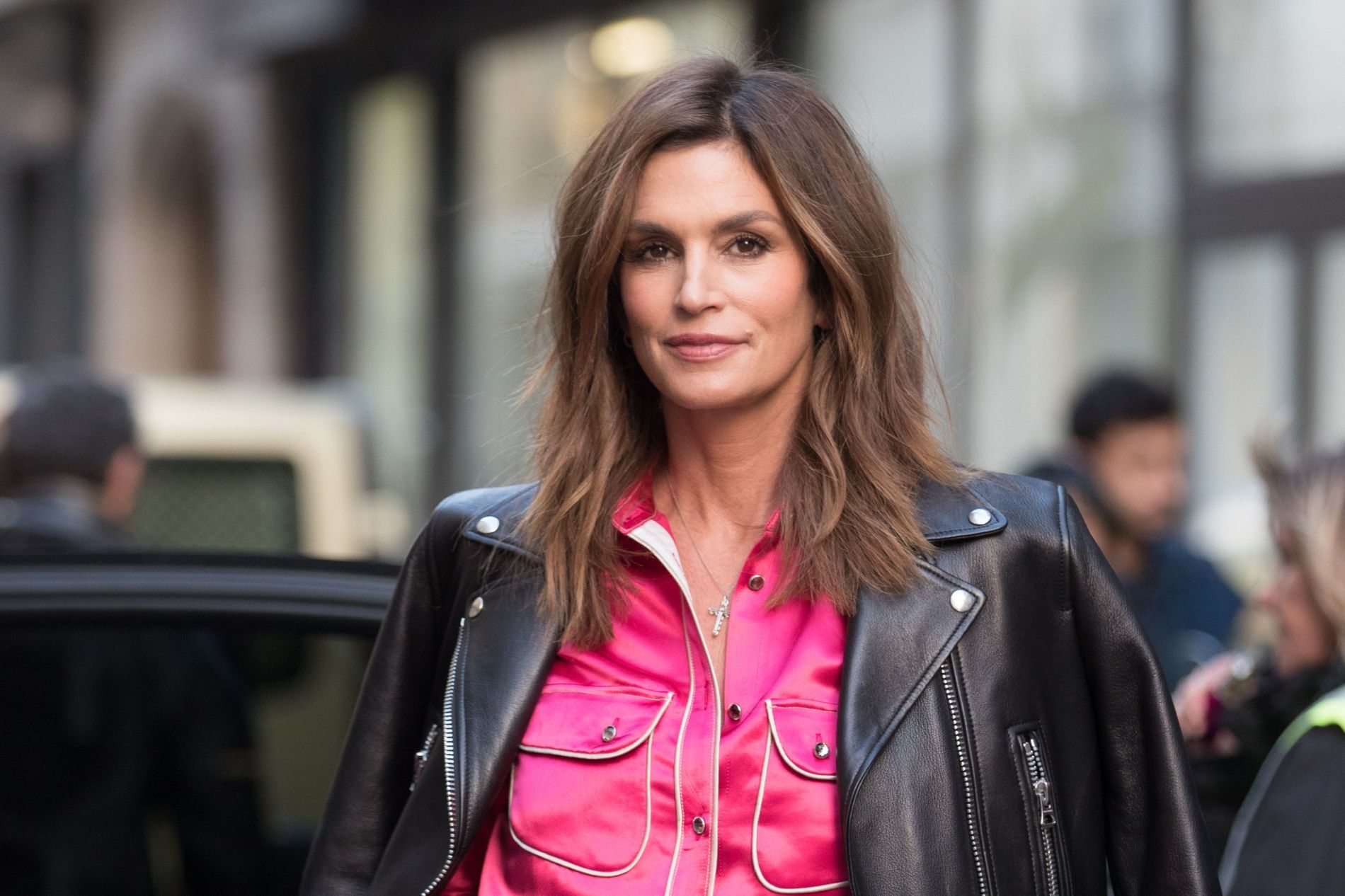 Cindy Crawford Says She Was Asked To Remove Her Iconic
