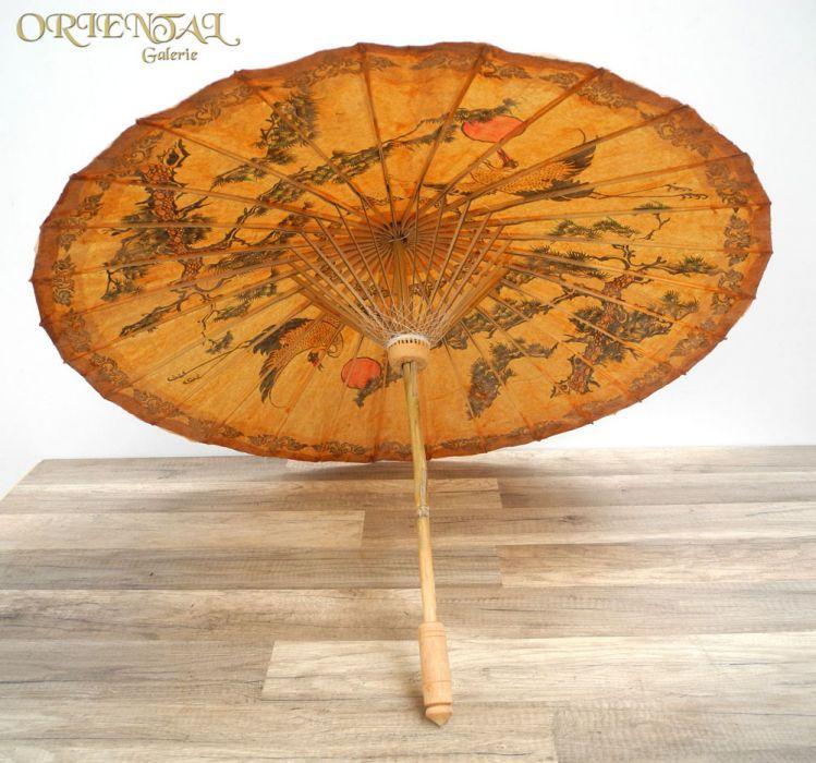 Asiatischer Schirm, oriental-galerie.de
