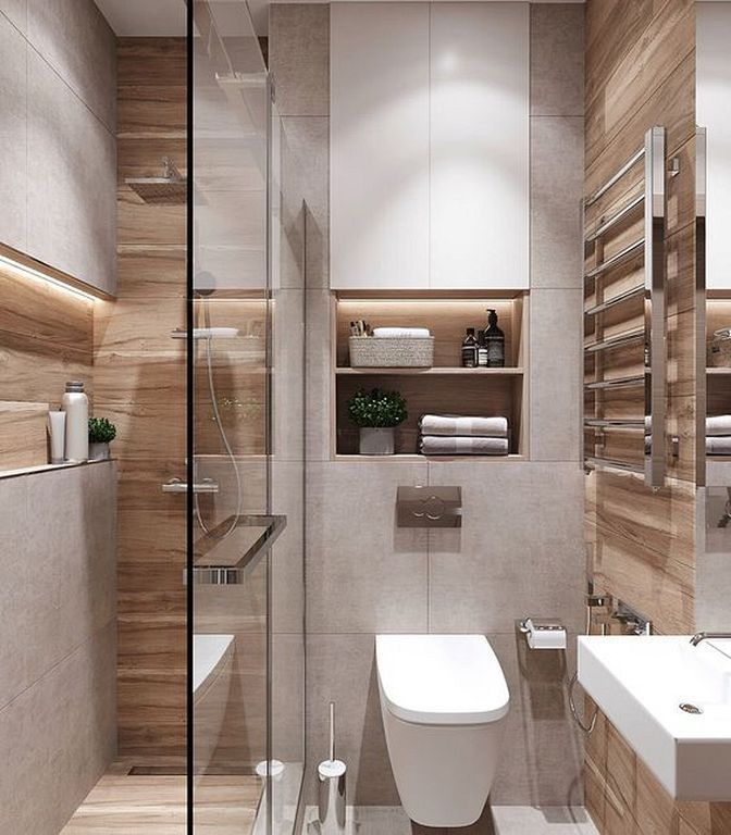 30 super cool mini bathroom ideas with simple decorations