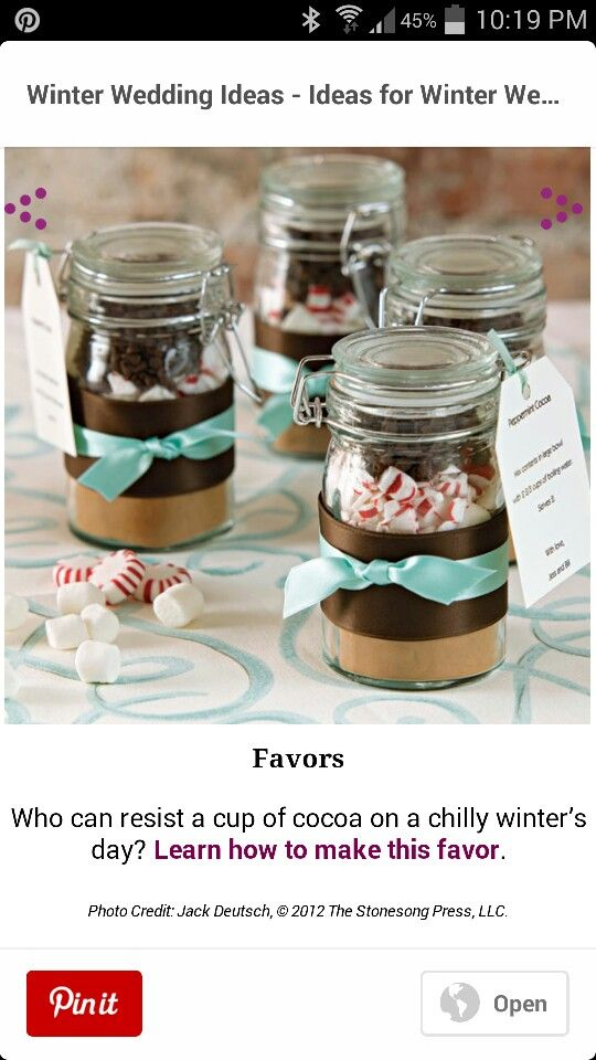 Great Idea For Wedding Favours Gifts Pinterest Favors