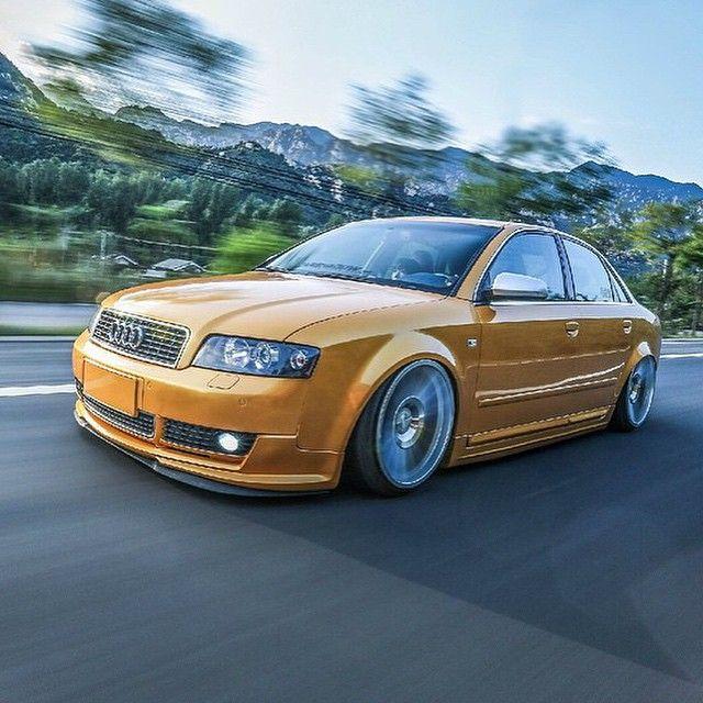 Audi A4 Sports Car