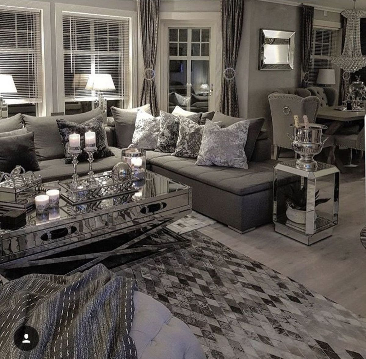 Modern Glam Living Room Decorating Ideas 19: Tan Bedroom Beauty: Conservative But Fun Bedrooms