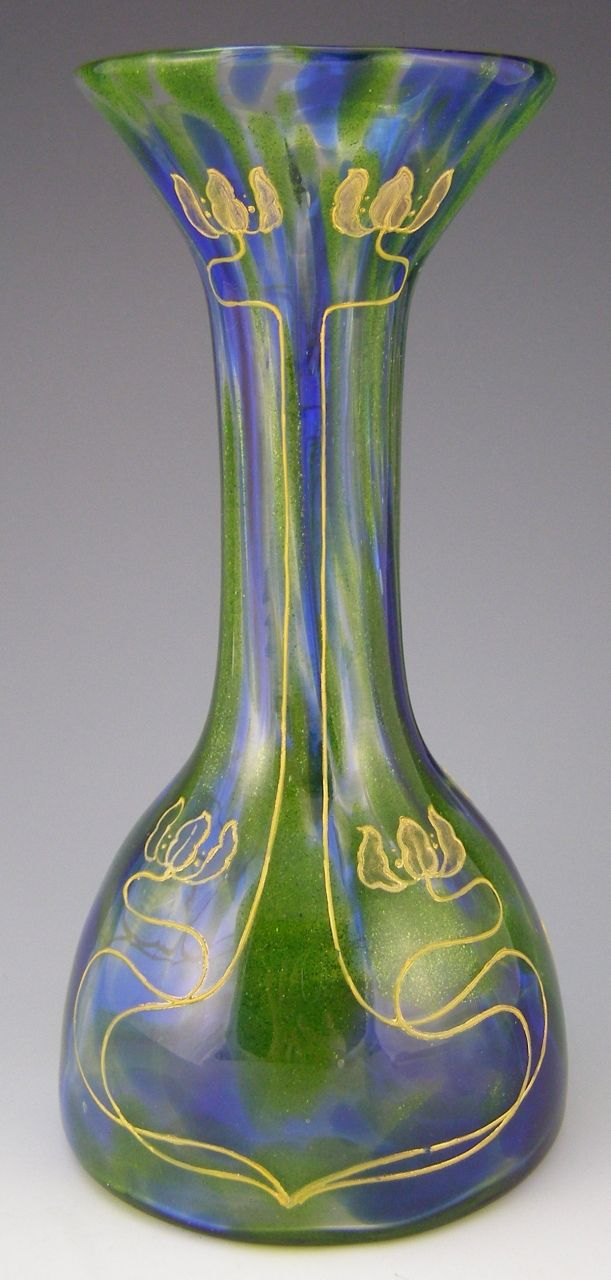 Loetz Vase Art Glass Pinterest Glass And Glass Art