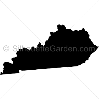 Kentucky Silhouette Silhouette Clip Art Silhouette Silhouette Images