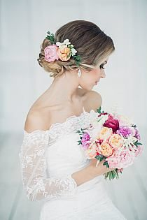 Slub I Inne Wydarzenia Na Stylowi Pl Wedding Hairstyles Best Wedding Hairstyles Flower Girl Headbands