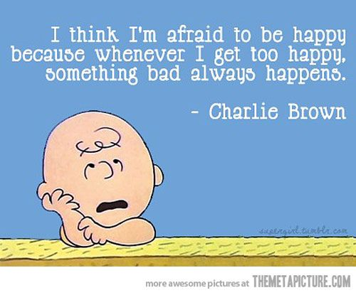 The ability to see the truth | Charlie brown quotes, Trying ...
