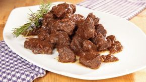 Photo of Wild boar with marinade