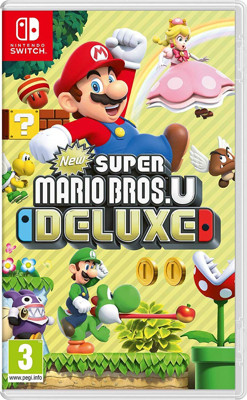 Super Mario Bros U Deluxe Solo 44 3 Nintendo Switch Super Mario Mario Bros Nintendo Switch Games