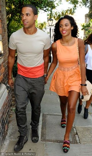 Rochelle Is A Woman Of Beautiful Proportions Boyfriend Marvin Humes Must Know He S A Lucky Man Marvin Humes An Rochelle Wiseman Rochelle Humes Marvin Humes