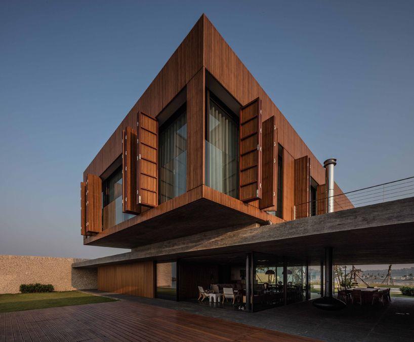 Marcio Kogan Corten Haus innovative moderne Innenarchitektur