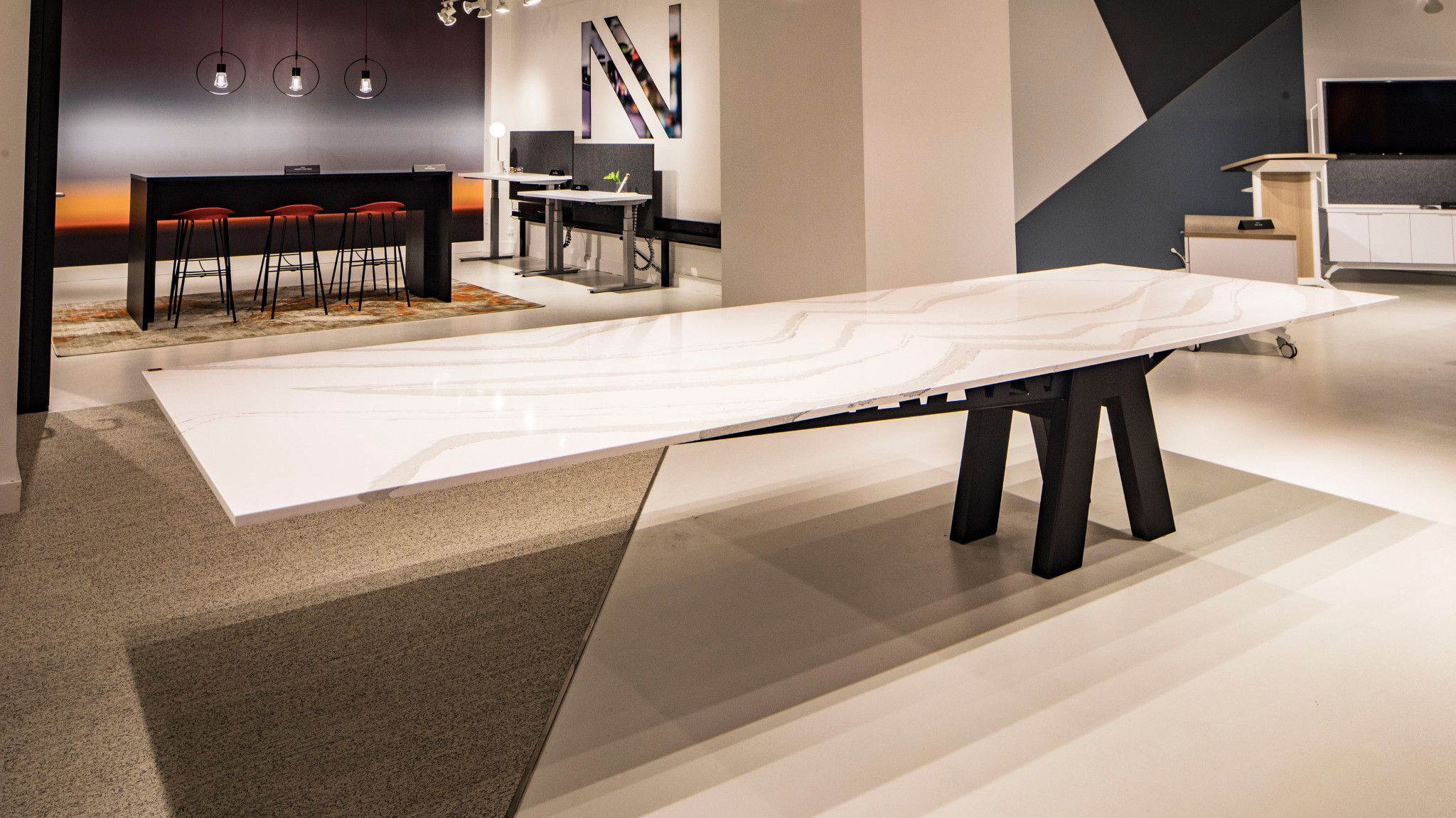 Enwork Neocon 2018 Commercial Design Design Trends Design