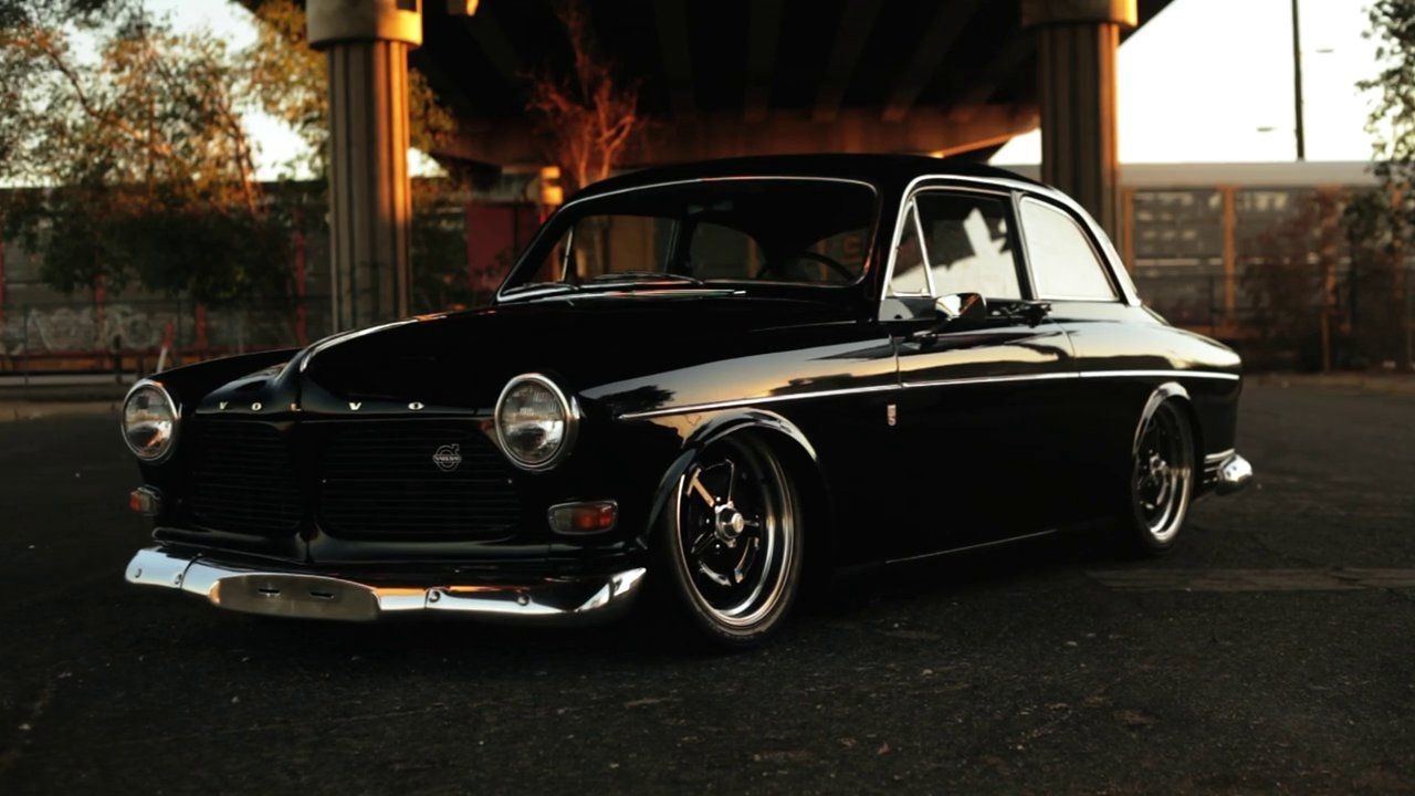 Better with Age Keith Ross' 1966 Volvo Amazon Volvo