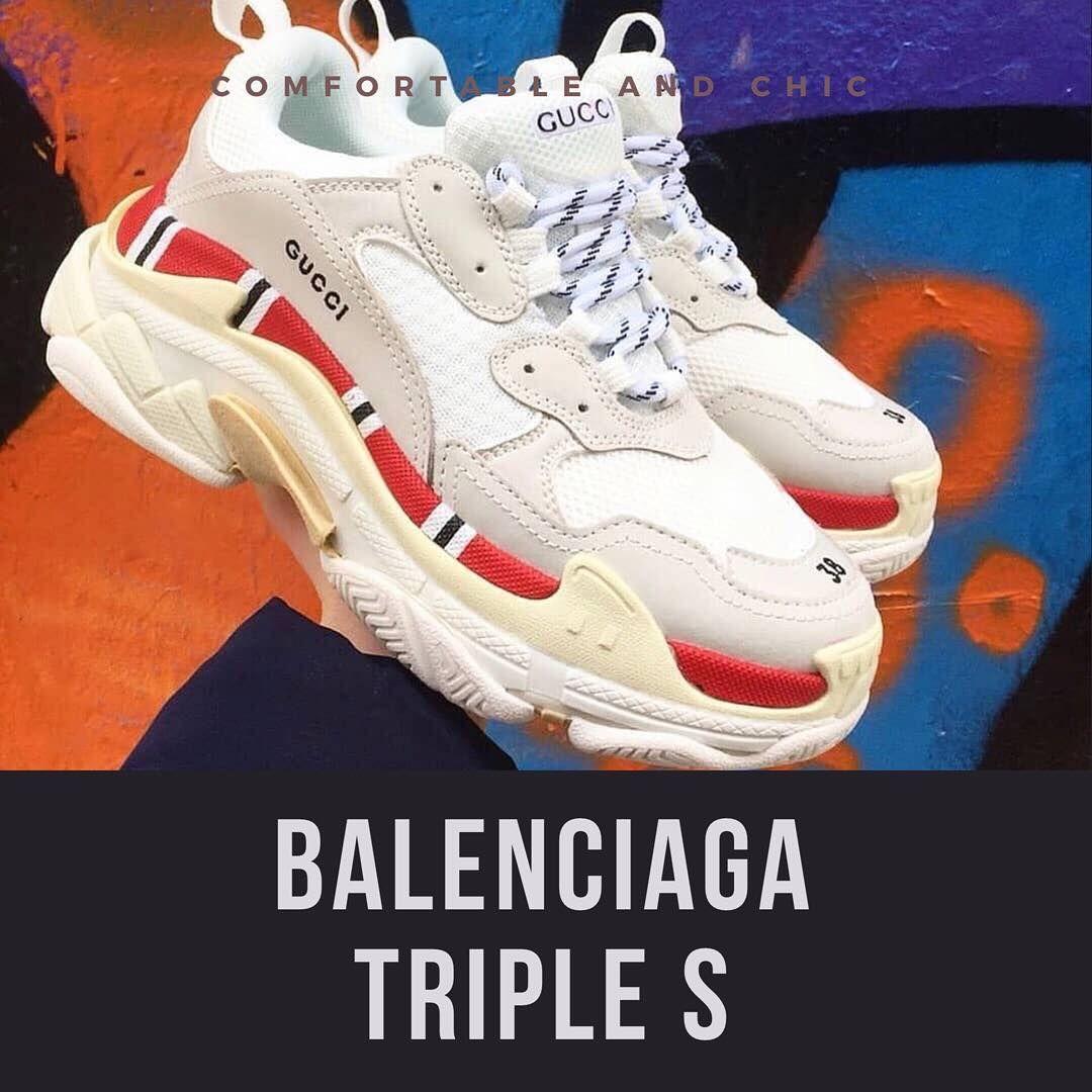 3ef98b2a Кроссовки в стиле ugly shoes из коллекции Balenciaga. ⚡ Кроссовки  Balenciaga…