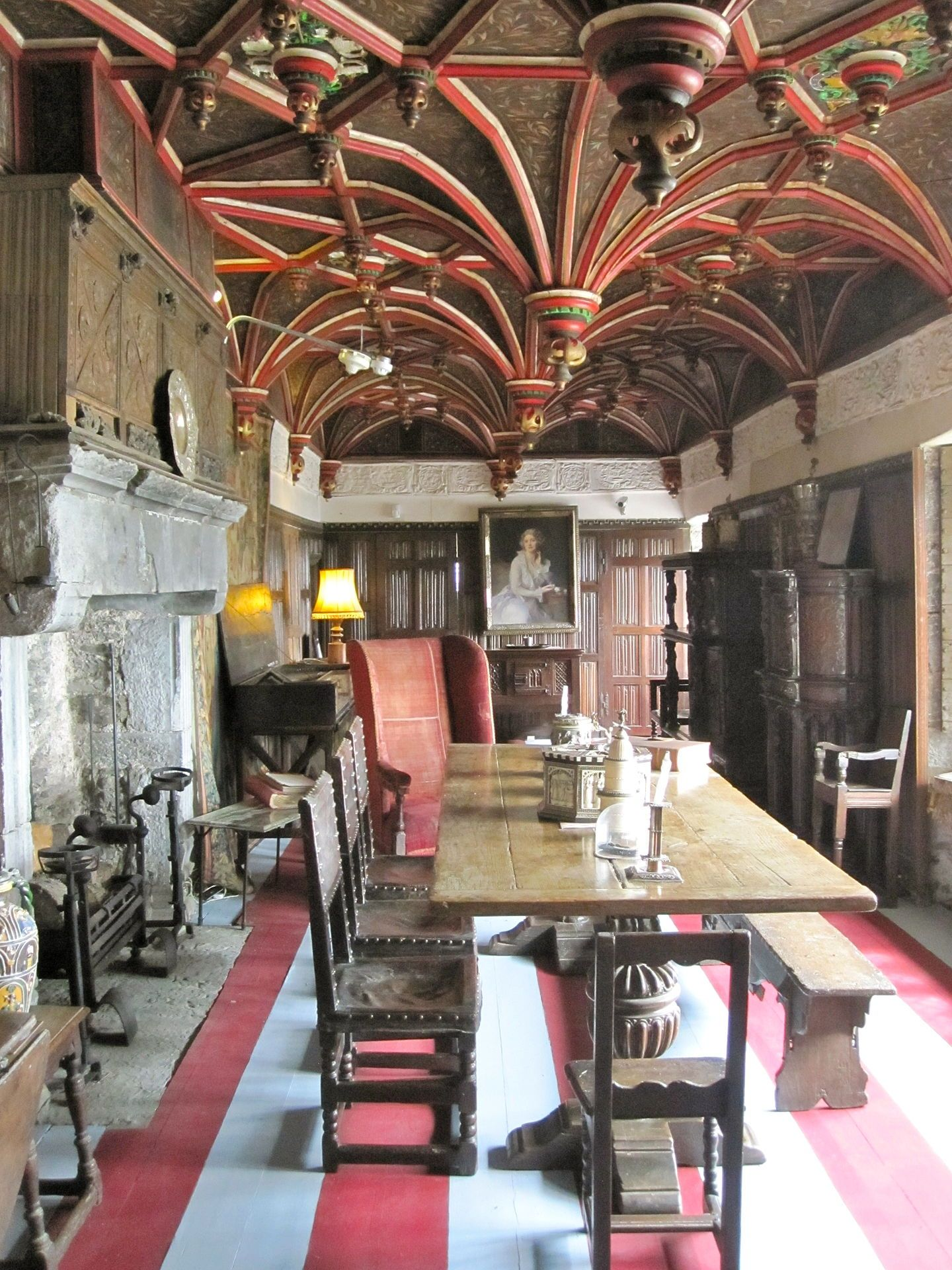 South solar in Bunratty Castle | World Building in 2019