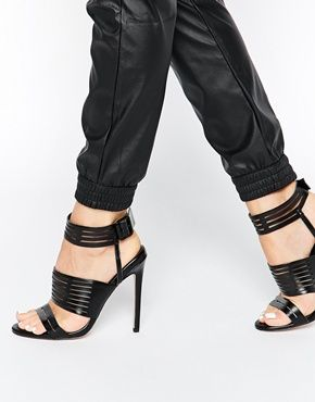 ASOS HURDLE Heeled Sandals -How perfect is this? http://asos.do/kJxV3v