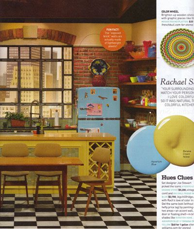 Retro Kitchen Appliances Gallery | Rachel ray, Big chill and Cookware