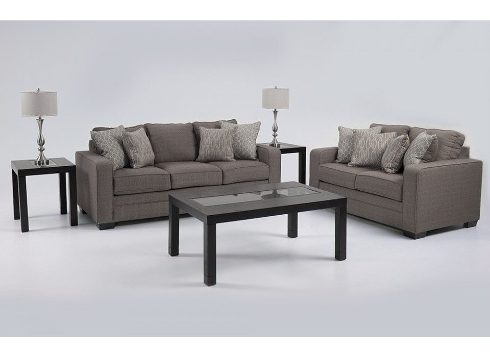 Lounge In Style In My Greyson 7 Piece Living Room Set, Itu0027s The Complete  Package