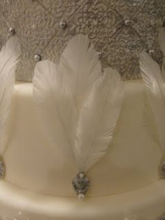 Here Is A Short Tutorial On How To Make Edible Feathers You Ll Need