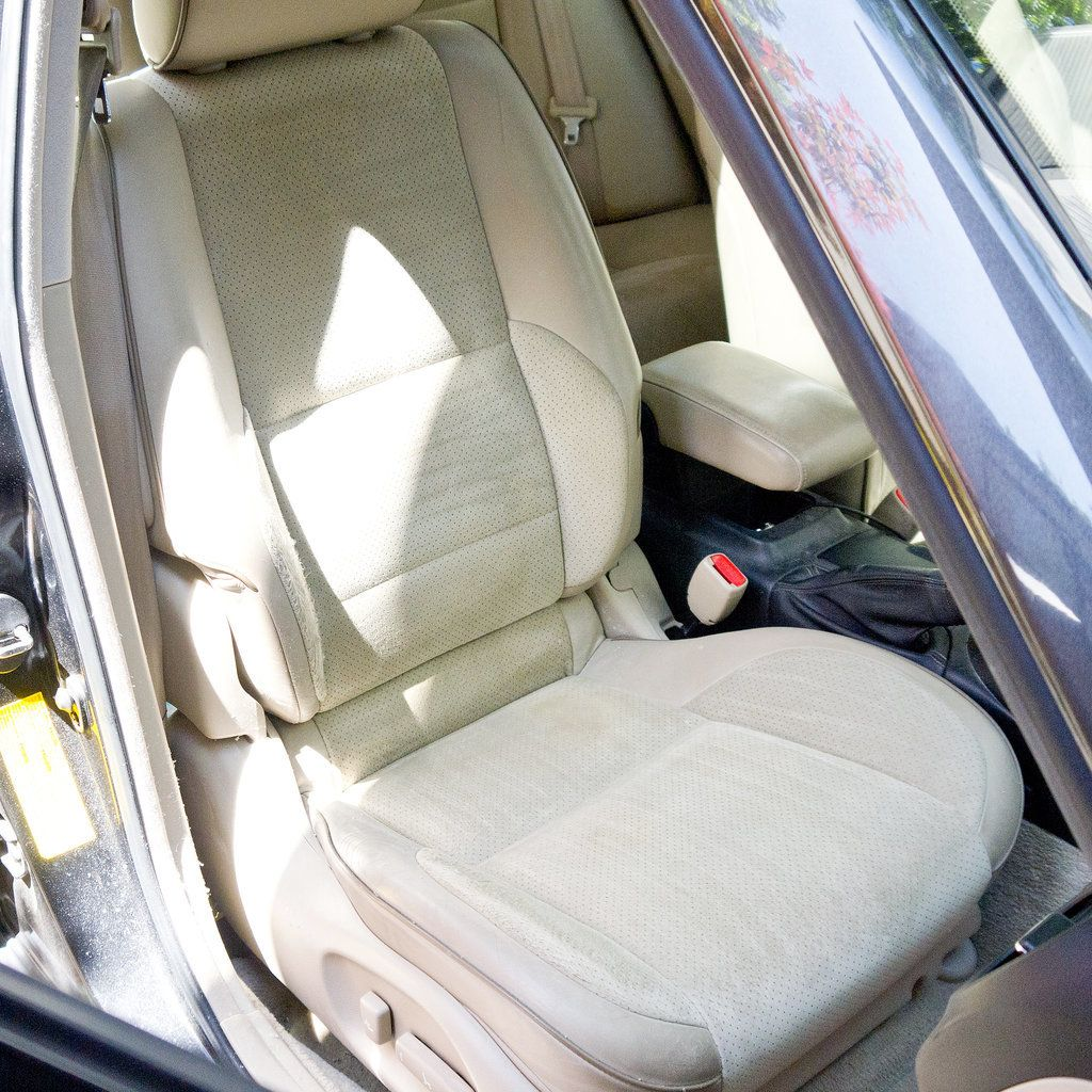 Refresh Your Cloth Car Seats With This Easy DIY Cleaning