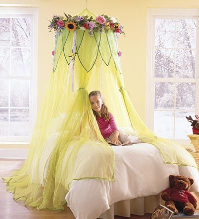 DIY for Daniu0027s bed Sell Princess bed canopies & for a fairy bedroom - I love the canopy but maybe in a different ...