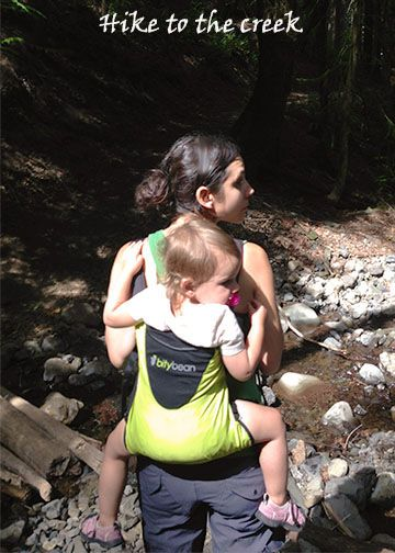 Bitybean Carrier In Hiking Action Bitybean Reviews Onesies Baby