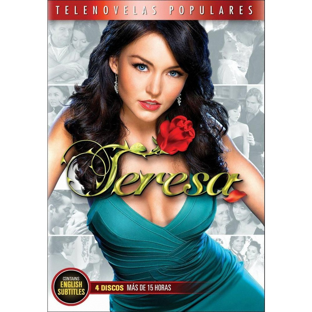 Teresa 4 Discs Teresa Actresses Actors Actresses