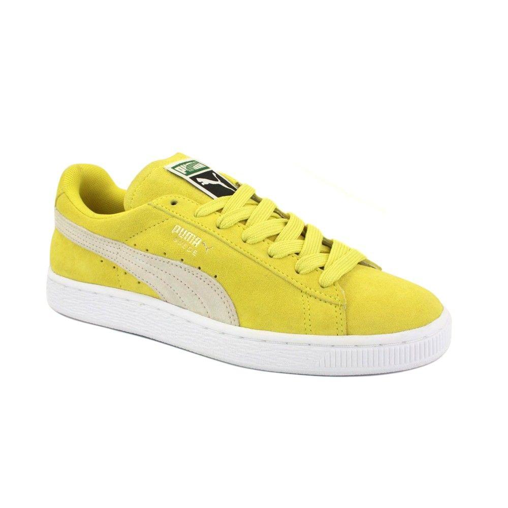 yellow pumas