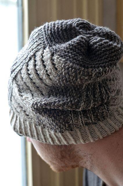 Hofsós Hat pattern by Stephen West   Pinterest   Mütze, Gestrickte ...
