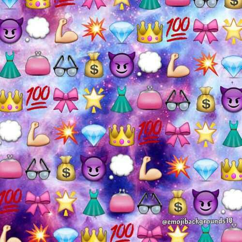 Girly Emoji Background Iphone Wallpaper Girly Emoji Wallpaper Cute Emoji Wallpaper